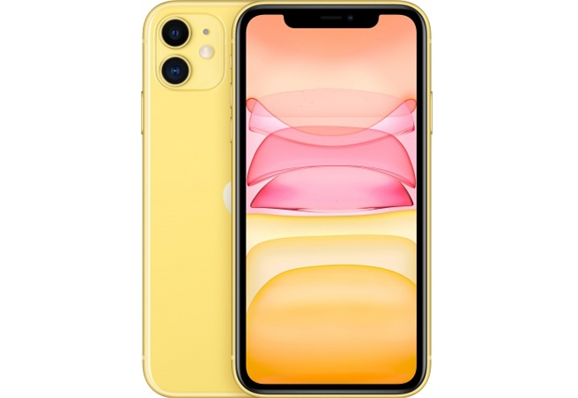 Apple iPhone 11 128 Gb Yellow